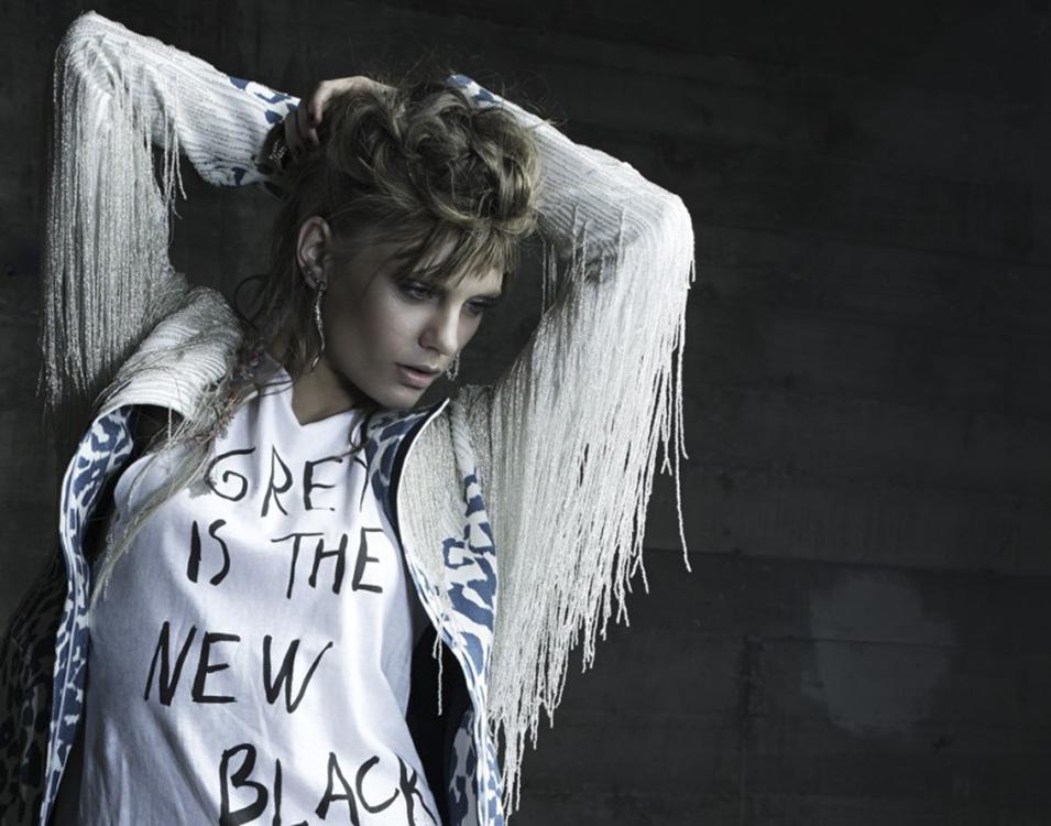 Six K - Artist - Giolliosa & Natalie - Editorial