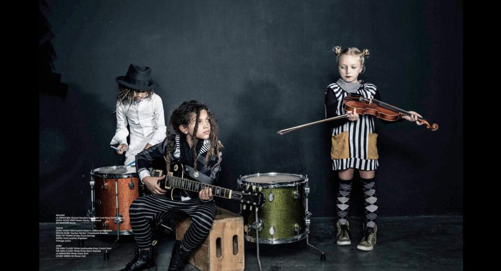 Six K - Artist - Giolliosa & Natalie - Kids