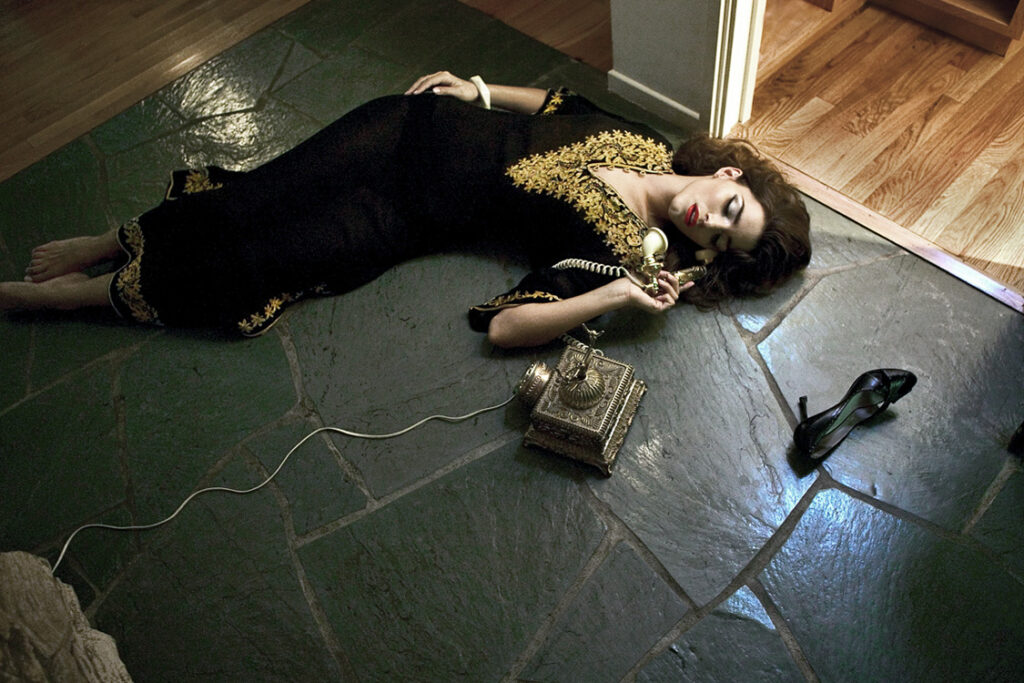 Six K - Artist - Ivy Jarrin - Editorial