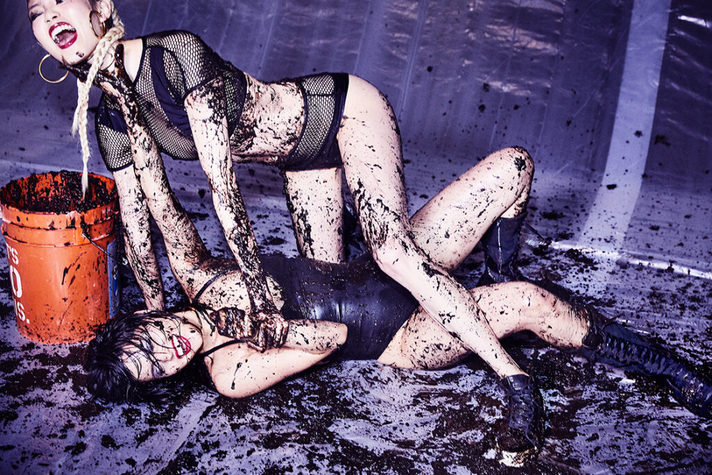 Six K - Artist - Lysa Cooper - Editorial