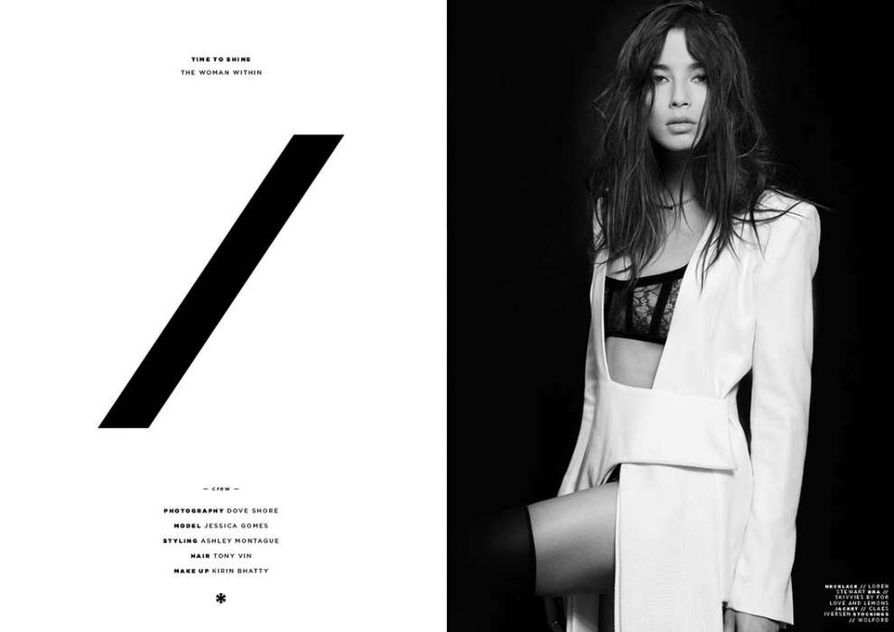 Six K - Artist - Tony Vin - Editorial