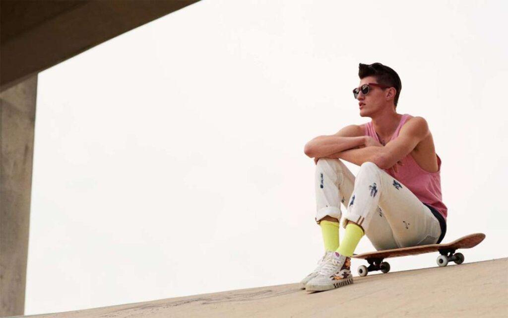 Six K - Artist - Tony Vin - Grooming