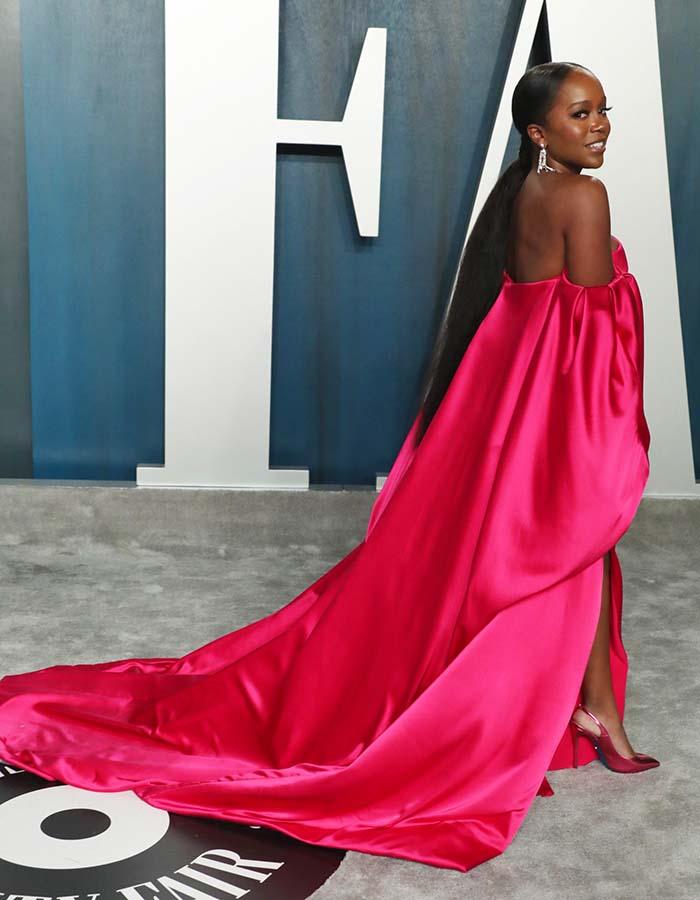 Mylah-Morales-Red Carpet